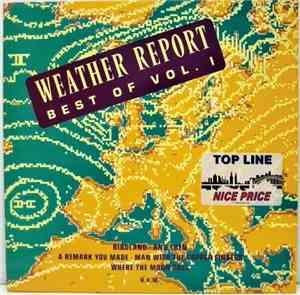 Weather Report - Best Of Weather Report Vol. 1